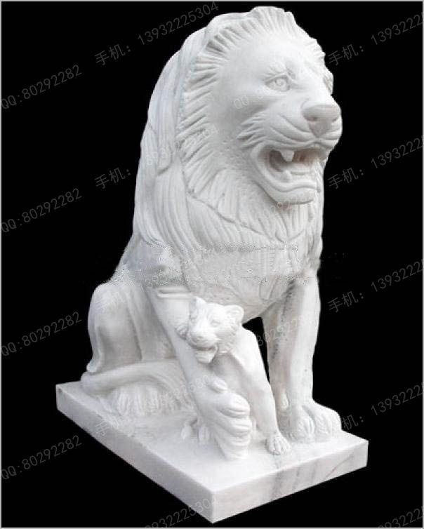 石雕狮子 石狮子价格 石狮子图片