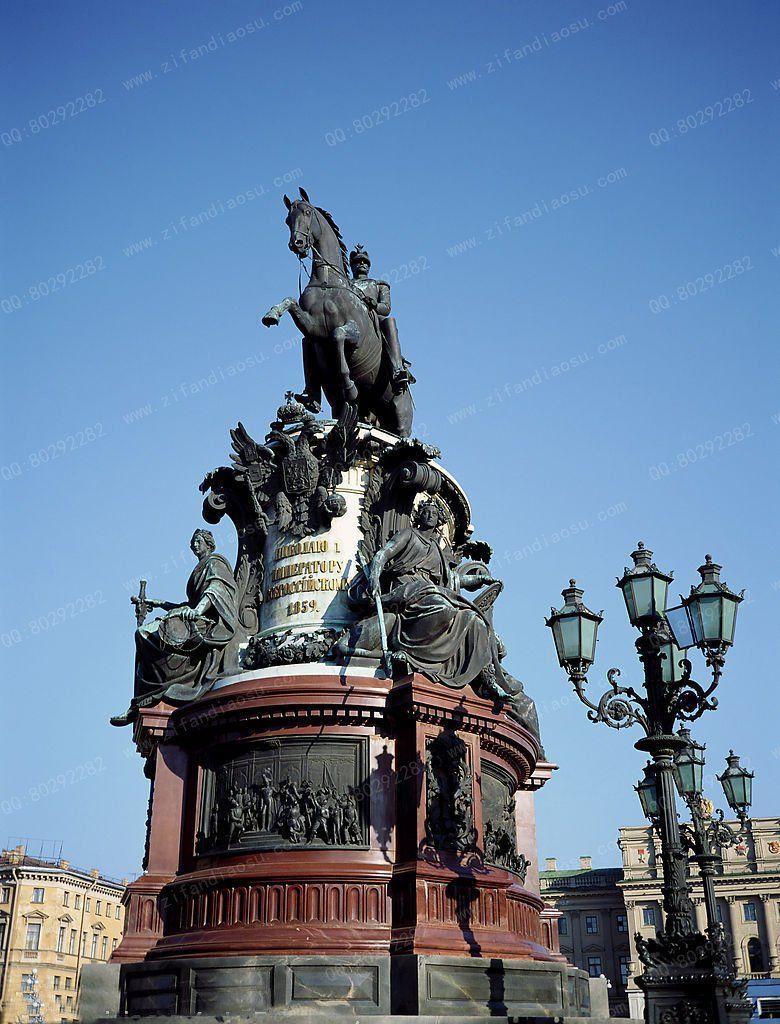 欧式广场雕塑,大型园林景观雕塑